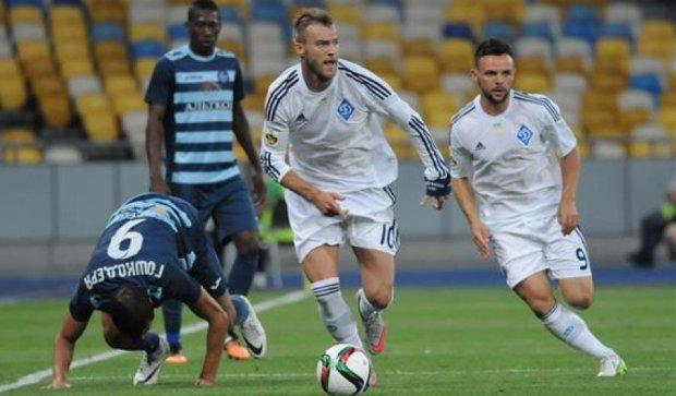 «Тоттенхем» запропонував «Динамо» 15 мільйонів євро за Ярмоленка