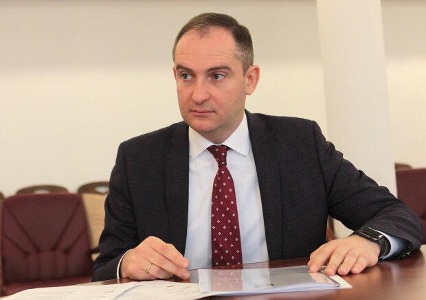 Сергій Верланов, голова Державної податкової служби