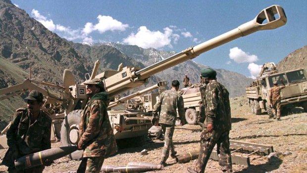 ескалація напруженості між Індією і Пакистаном