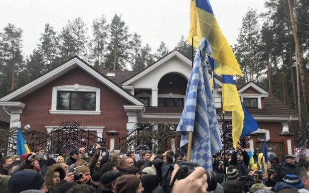 Пшонка-стайл від Луценка: в мережі показали хороми генпрокурора