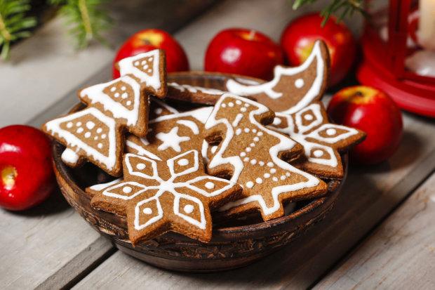 Рождество 2019: рецепт медовых пряников с имбирем