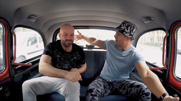 Микола Тищенко, скріншот з відео
