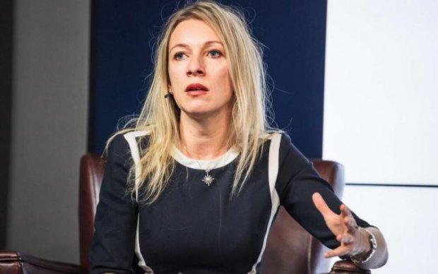 Кремлівська параноя: євроасоціація України злякала Захарову