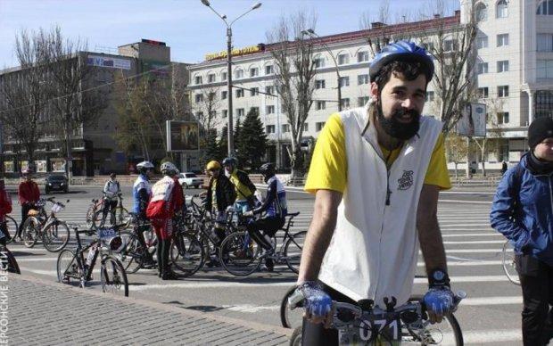 ДТП з кортежем Порошенко: активісти штурмують Кабмін