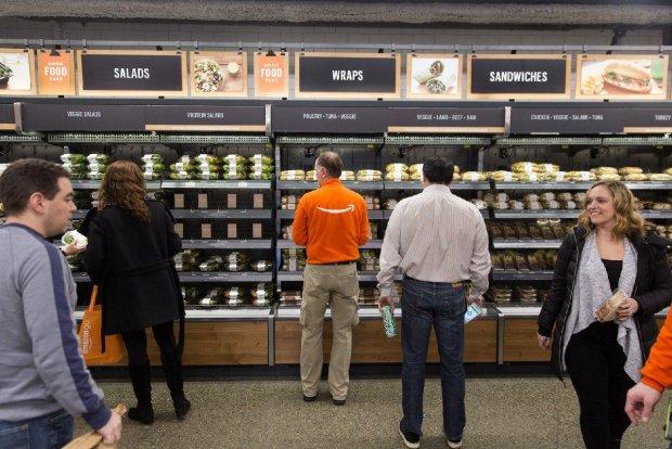 Не тільки Amazon: з'явився ще один магазин без кас і продавців