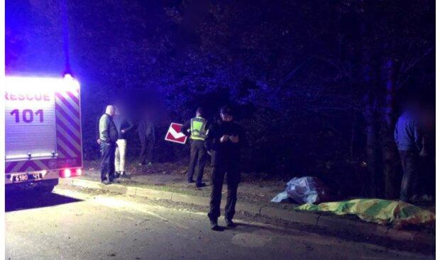 Смертельное ДТП в курортном городе ошеломило Украину: окровавленные тела доставали из ямы, покойтесь с миром