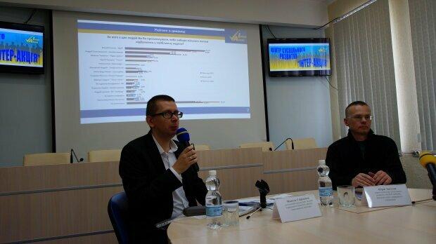 """""""Изменения электоральных предпочтений киевлян"""""""