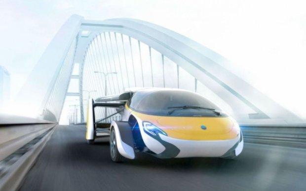 Товстосуми незабаром зможуть придбати літаючий автомобіль
