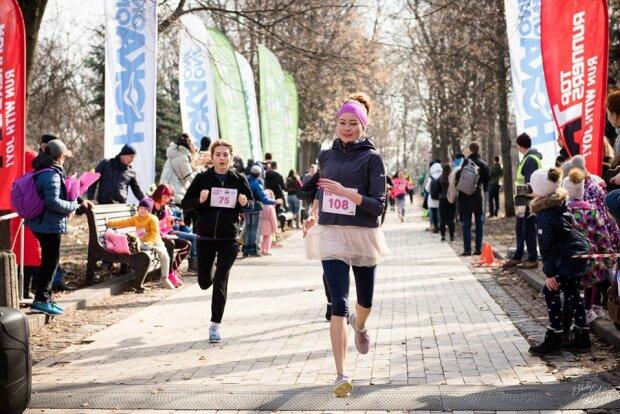 В Киеве пройдет забег Ladies Run 2020, facebook.com/toprunners2015