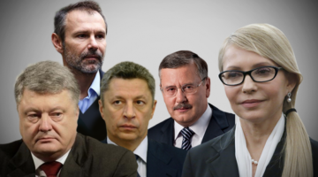 Що запропонували українцям кандидати в президенти: порівняння програм