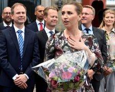 Метте Фредеріксен стала наймолодшим прем'єр-міністром Данії