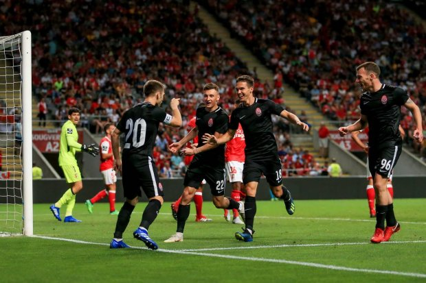 """Ліга Європи УЄФА: """"Зоря"""" та """"Маріуполь"""" отримали нових суперників"""