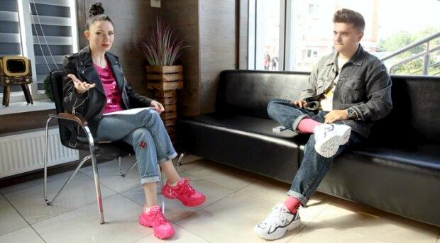 Интервью с Анатоличем, скриншот