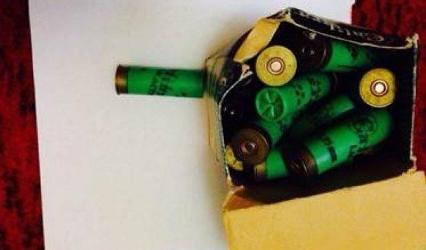 СБУ вилучила зброю у бандитів Ланьо (фото)