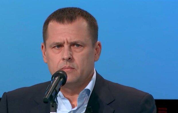 Борис Філатов / скріншот з відео