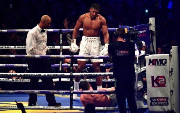 Беллью: Джошуа замінив Мейвезера і став новим королем боксу