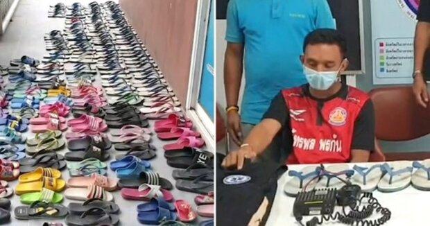 Збоченець вкрав 126 пар взуття задля плотських утіх – фетиш шокує навіть найстійкіших