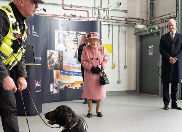 Королева Єлизавета ІІ, фото Іnstagram