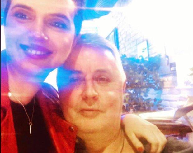 Яніна Соколова і Лесь Подерев'янський, фото Facebook