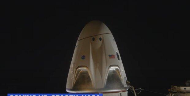 SpaceX, скриншот