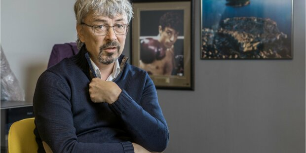 Олександр Ткаченко, фото Новое Время