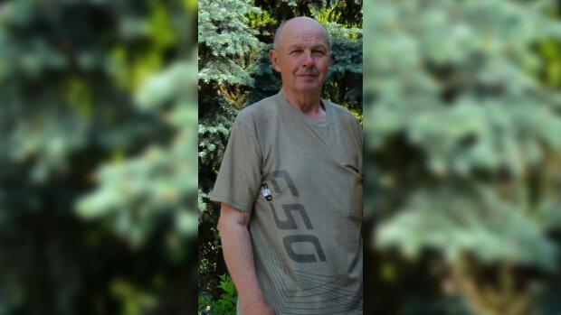 У Дніпрі зник ставний пенсіонер, схожий на військового - сім'я благає про допомогу