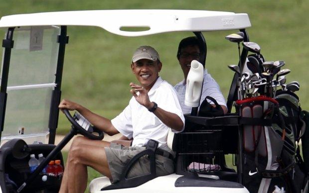 Обама впервые после отставки провозгласит речь