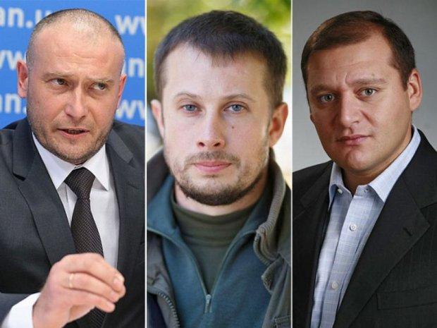 Ярош, Білецький та Добкін - головні прогульники Верховної Ради