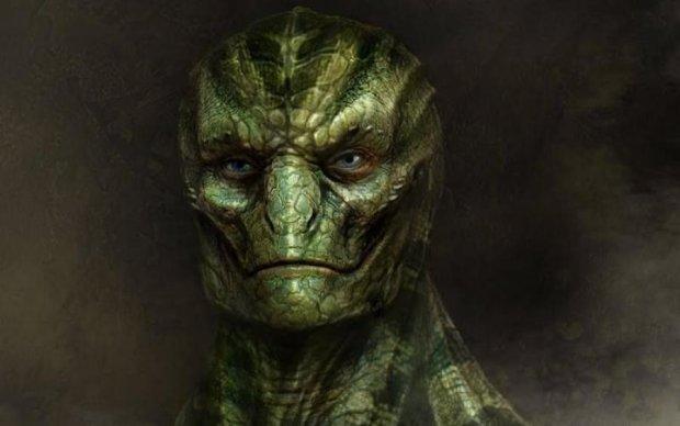 Рептилоиды в прямом эфире: инопланетянка до чертиков напугала телезрителей