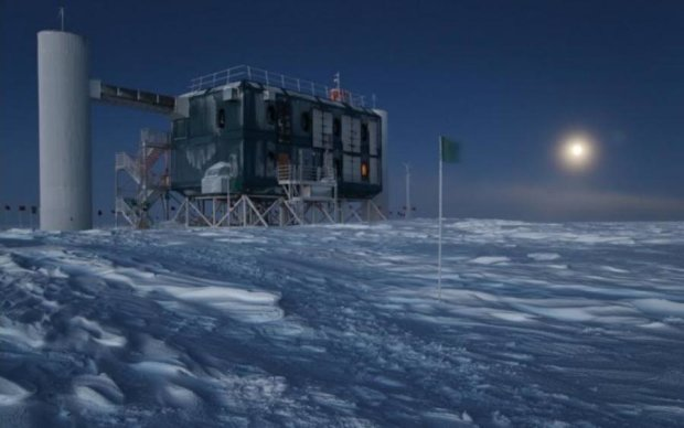 Невідоме джерело освітлює Антарктиду