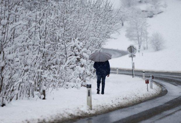 """В Україну йдуть """"арктичні родичі"""": погода на кінець тижня не дасть вам розслабитися"""