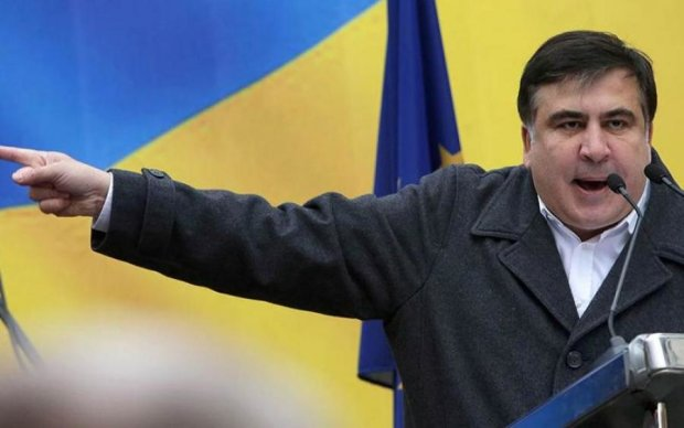 "Давно пора: Саакашвили высказался о ""хламе"" Авакова"