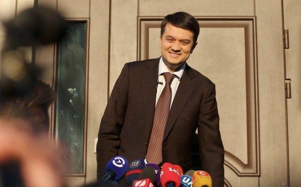 """Разумков зробив гучну заяву про українську мову: """"Як тільки я стану депутатом..."""""""
