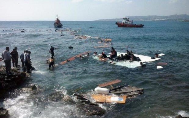 Рятувальники виловили з моря тисячі біженців за лічені дні