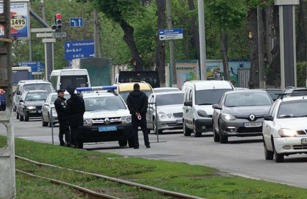 Поліція, фото: Вінниця Ок