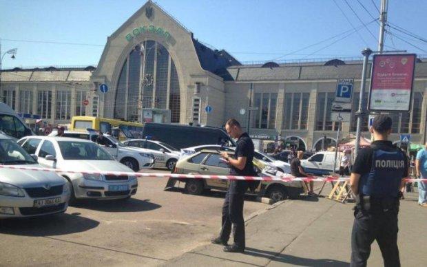 Стрельба на столичном вокзале: открыто уголовное дело