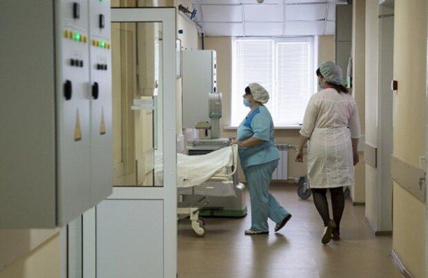 Больница. Фото: УНН