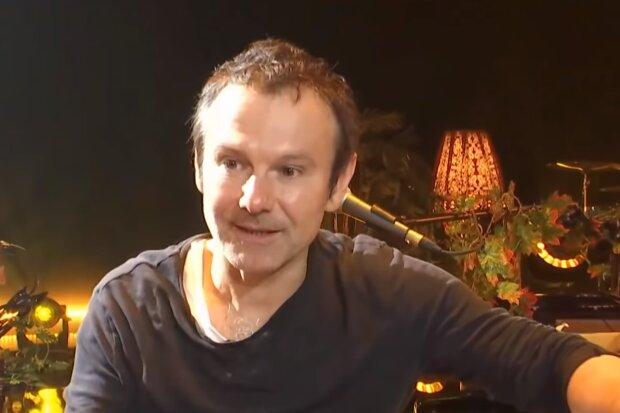 Святослав Вакарчук, кадр из видео