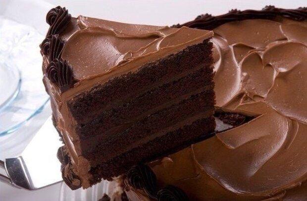 Шоколадный торт, фото: instagram.com/cookery_secrets