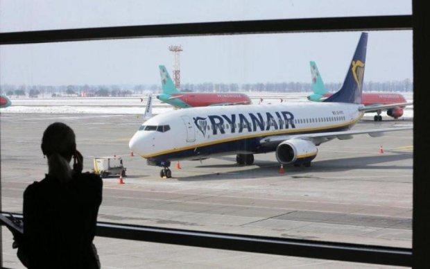 Ryanair змінив плани щодо України