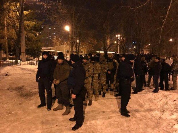 Стрілянина в Харкові: копи зловили дев'ять осіб
