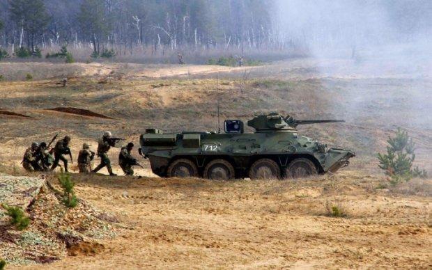 Двоє військових загинули на полігоні від вогню БМП