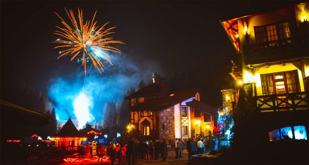Новый год 2019: праздничное путешествие в Карпаты