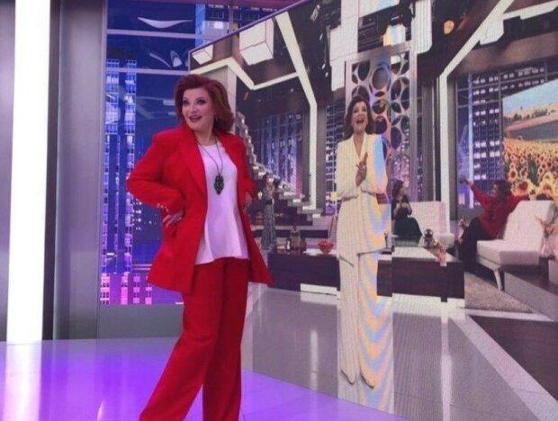 Олена Степаненко, скріншот відео