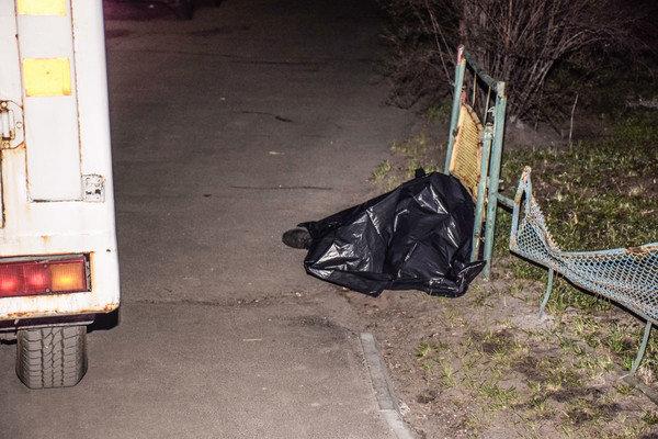 В Киеве обнаружили труп