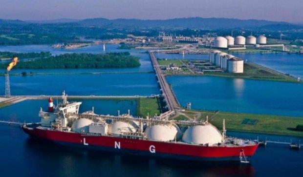 «Американская компания построит терминал сжиженого газа» - Яценюк