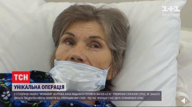 "Тело украинки пожирал 4,5-килограммовый монстр, врачи потеряли дар речи: ""Сердце останавливалось дважды"""