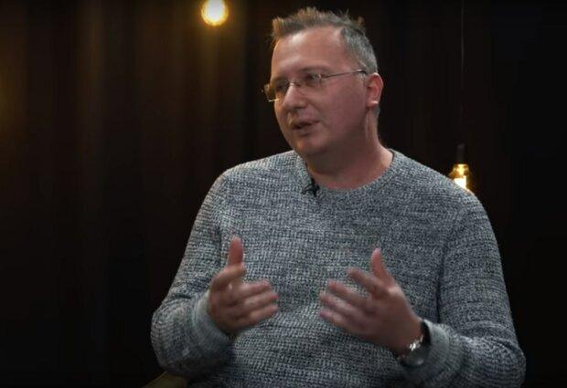 экономист и финансовый аналитик Алексей Кущ , скрин с видео