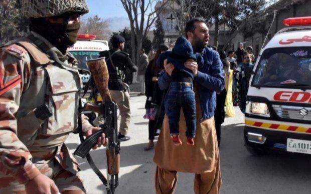 У министерства прогремел мощный взрыв: много жертв и раненых