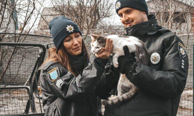 Полицейские, фото: Facebook Патрульная полиция Украины